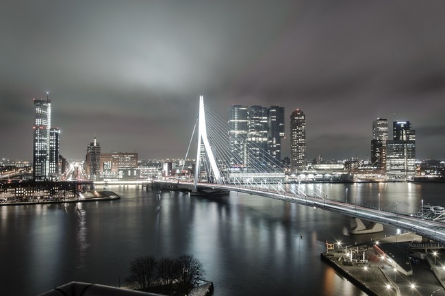 Rotterdam, image via flickr
