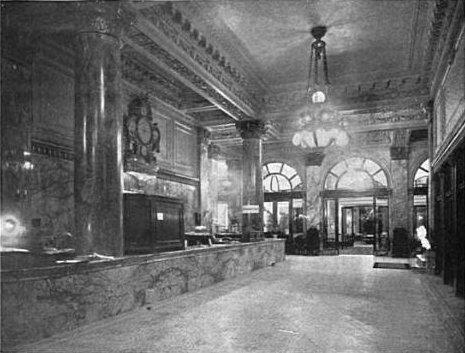 photographic views of the Grand Lobby and Entrance via skailian90