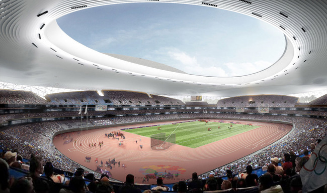 Cox Architecture pty Ltd (Image: Japan Sport Council)