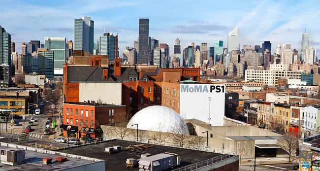 MoMA PS1. Photo: Elk Studios, 2012.