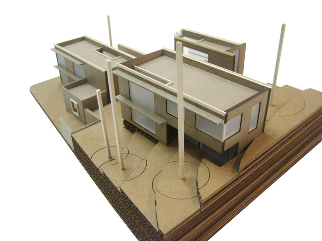 Final Model (Image: Daniel Kim and Caitlin Ranson)