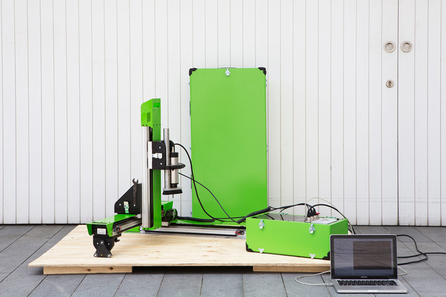 Grow CNC Machine - Michael Warren Design (Photo: Nicola Tree)