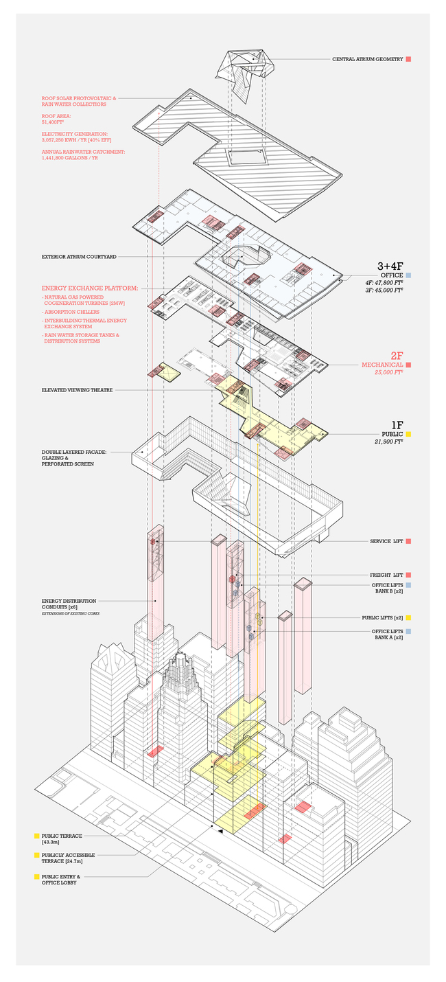Air Ops- A Retroactive Platform for Energy Exchange [Recipient of the 2013 James Templeton Kelley Prize for Best M.Arch I Thesis at Harvard Graduate School of Design] by James Leng