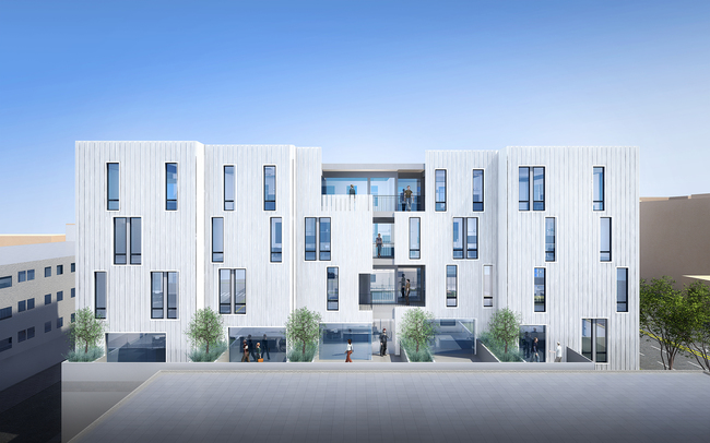 NOHO on Camarillo. Image: Brooks + Scarpa