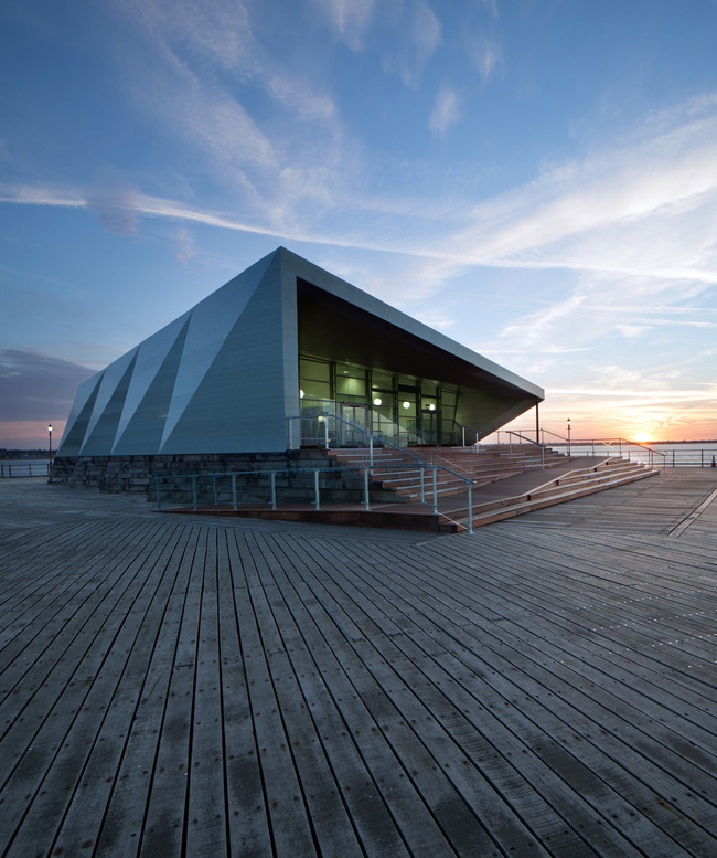 Shortlisted: Southend Pier Head, Essex, UK; Photo: Luke Hayes