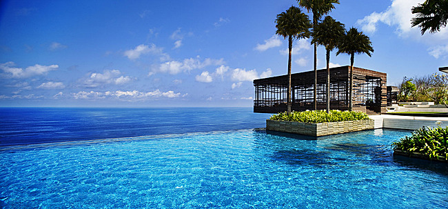 Alila Villas on Bali, Indonesia (Photo: Patrick Bingham-Hall)
