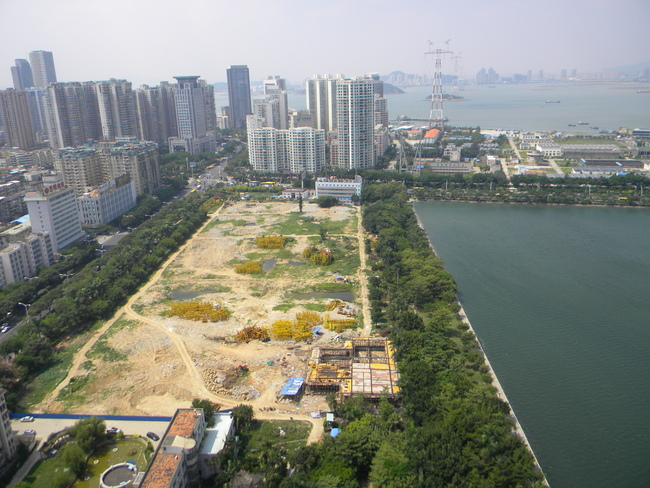 Yundang Lake Site