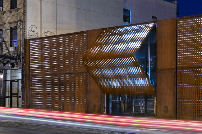 The Wycoff Exchange, Brooklyn, NY by Andre Kikoski Architect. Image via archleague.org.