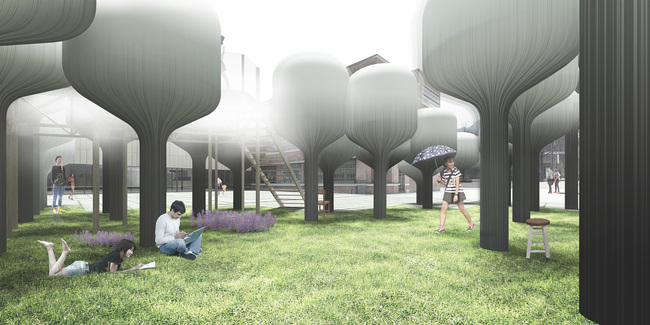 Shinseon Play -- winner of the first Young Architects Program Seoul -- will be installed this summer at the National Museum of Modern and Contemporary Art (MMCA) in Seoul.
