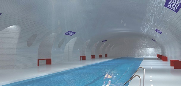 Image via NKM Paris, from Oxo architects + Laisné Architect.