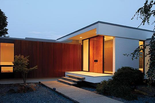 Deborah Berke Partners: Pilgrim Road House, Westchester Country, New York, 2011