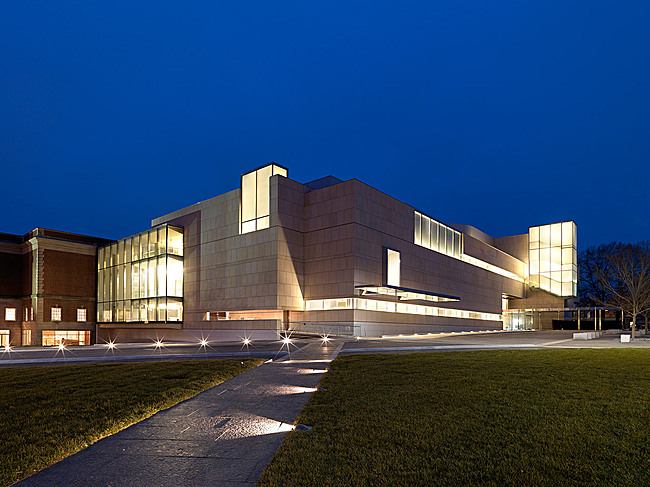 Virginia Museum of Fine Arts in Richmond, Virginia, USA (Photo: Travis Fullerton, Virginia Museum of Fine Arts)