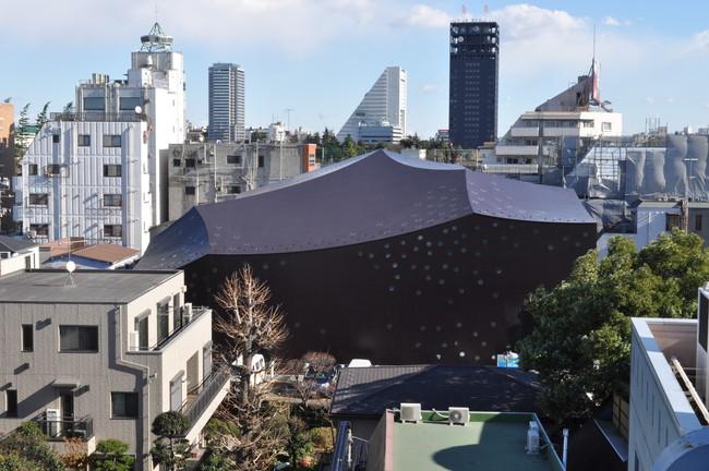 Za-Koenji Public Theatre, 2005—2008, Suginami-ku, Tokyo, Japan