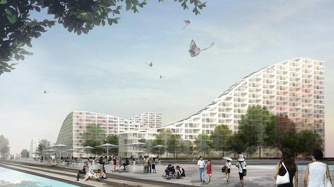 Rendering (Image: HAO/Archiland Beijing)