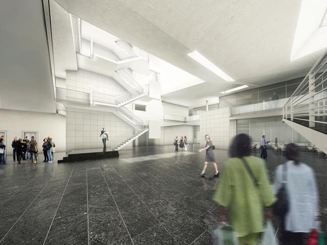 Engel & Volkers Headquarters - Richard Meier & Partners