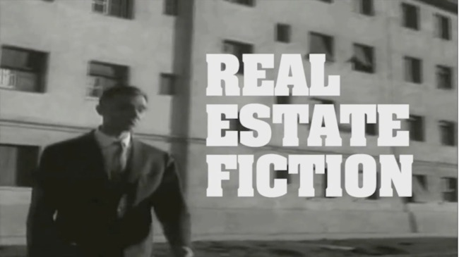"Titular screenshot from ""Real Estate Fiction."""
