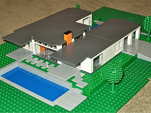Funding Unsuccessful: 21 LEGO Houses You Can Build: Unofficial Directions by Steven Corley Randel
