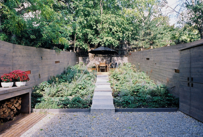Cabbagetown Garden in Toronto, Canada by PLANT Architect Inc.