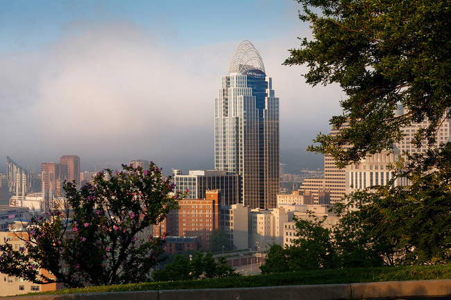4th Place: Great American Tower, Cincinnati, 202.69 m, 41 floors (Copyright: Sam Fentress)