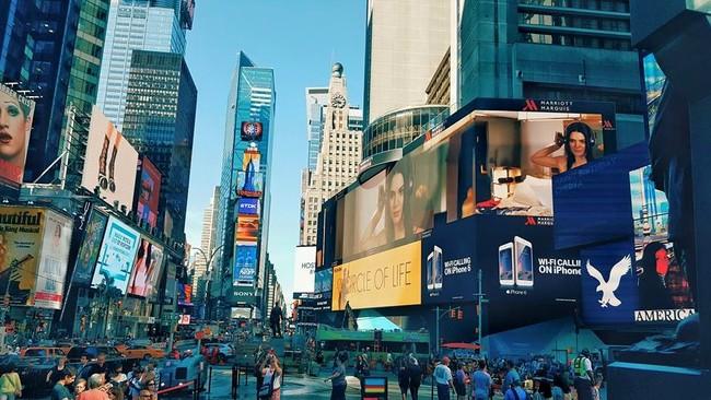 Photo via Times Square NYC.