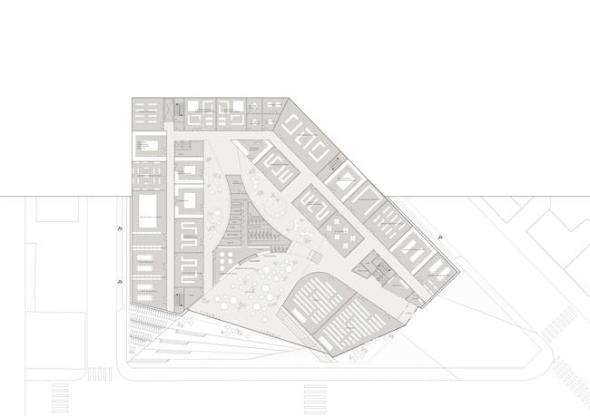 Groundfloor (Image: 3XN)