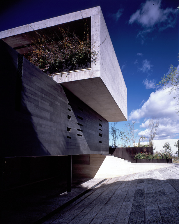 Casa La Punta via Central de Arquitectura