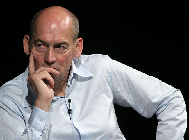 Rem Koolhaas, founding partner of OMA. Credit: Wikipedia