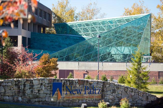 SUNY New Paltz via SUNY New Paltz.