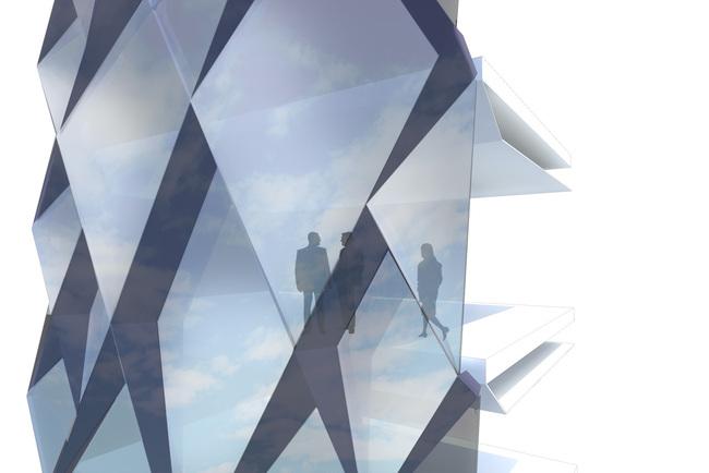Facade concept (Image: Söhne & Partner Architekten and BET Architects)