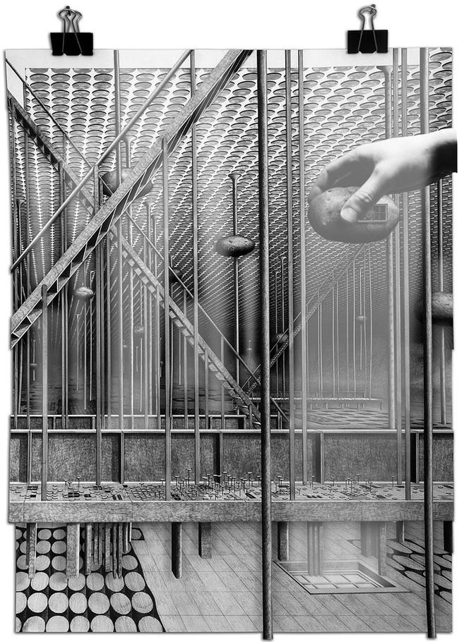 KRob 2010, Best in Category - International: Pascal Bronner, MArch BARTLETT SCHOOL OF ARCHITECTURE, UCL, LONDON, UK (INTERNATIONAL - STUDENT DIGITAL/MIXED)