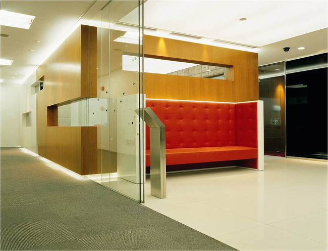 Condé Nast Office in Beijing, China by VEP DESIGN (team member: Viviana Wang)