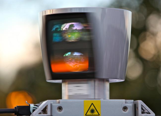 A LIDAR machine. Image via flickr