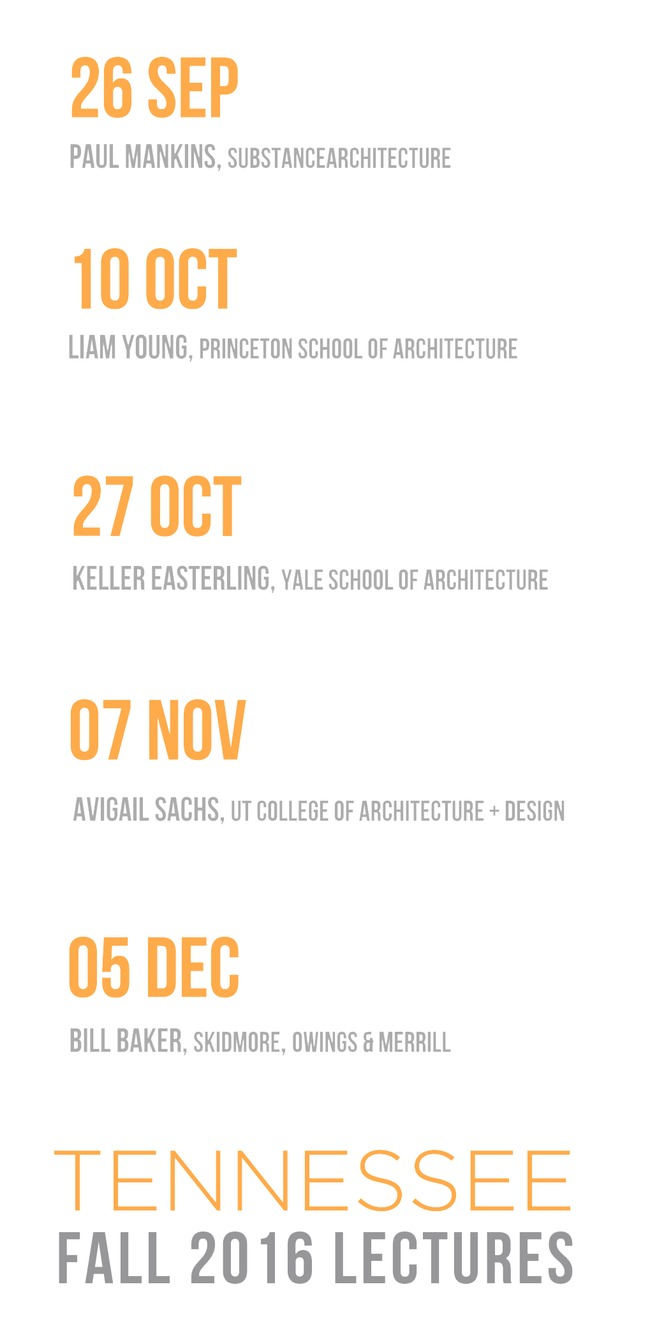 Courtesy of UT College of Architecture + Design.