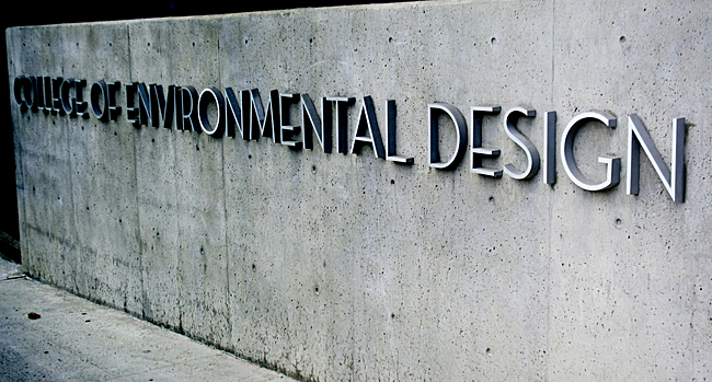 The Cal Poly Pomona Architecture program is part of the College of Environmental Design