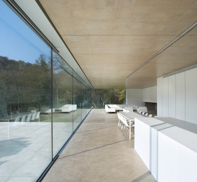 Private House in Gloucestershire by Found Associates (Photo: Hufton & Crow)