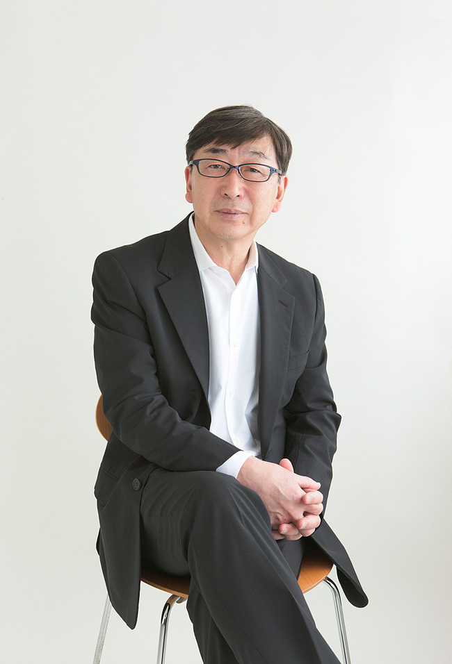Toyo Ito: recipient of the 2014 Thomas Jefferson Medal in Architecture. Photo: Yoshiaki Tsutsui