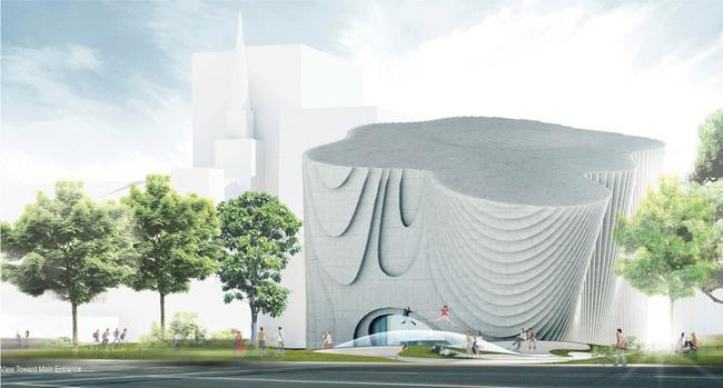 Blend Architecture