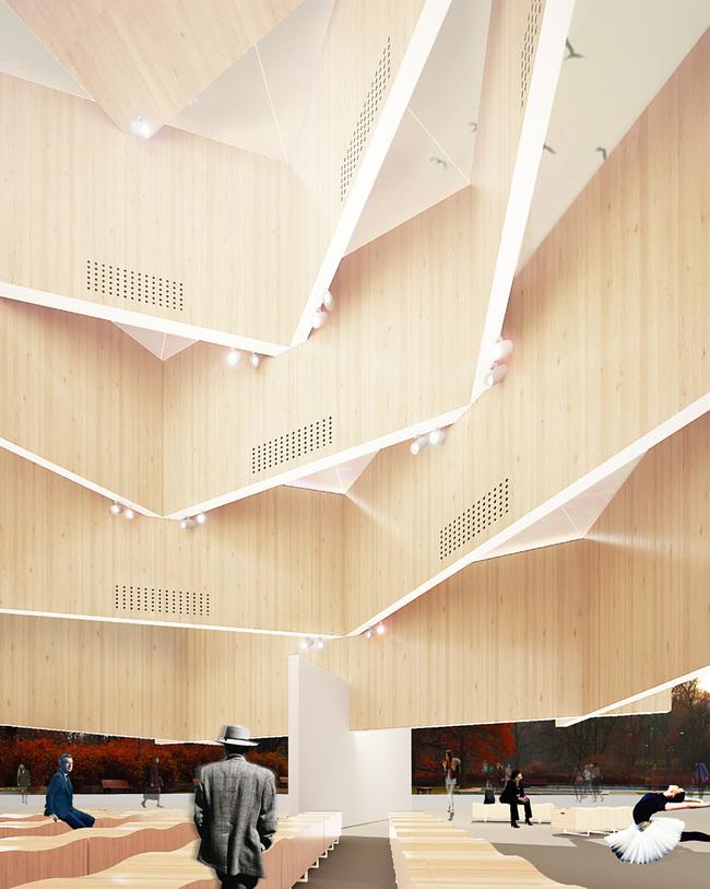 Interior rendering (Image: exexe)