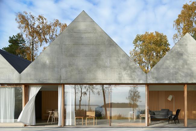 Summerhouse in Lagnö by Tham & Videgård Arkitekter. Photo by Åke E:son Lindman, Lindman Photography