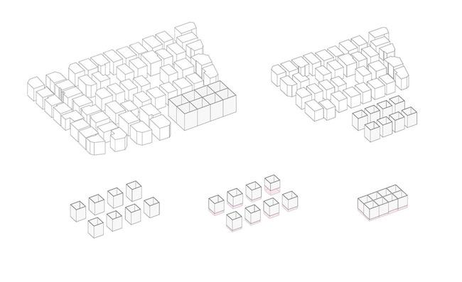 Composition scheme (Image: Gorka Blas)
