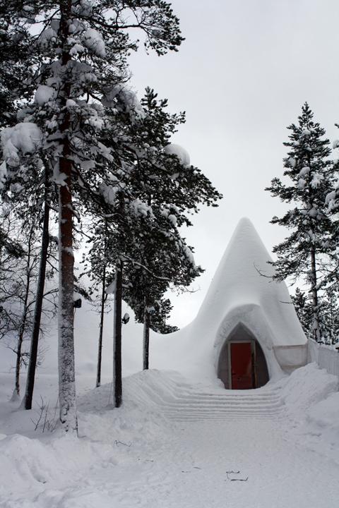 Ice Hotel outside Rovaniemi: $$$$$