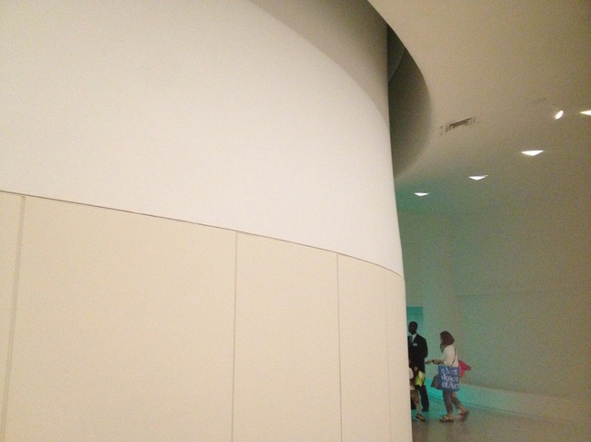 James Turrell at Guggenheim