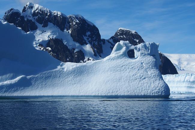 Antarctica. Image: Andreas Kambanis via Flickr