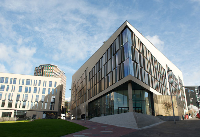 Technology & Innovation Centre, University of Strathclyde