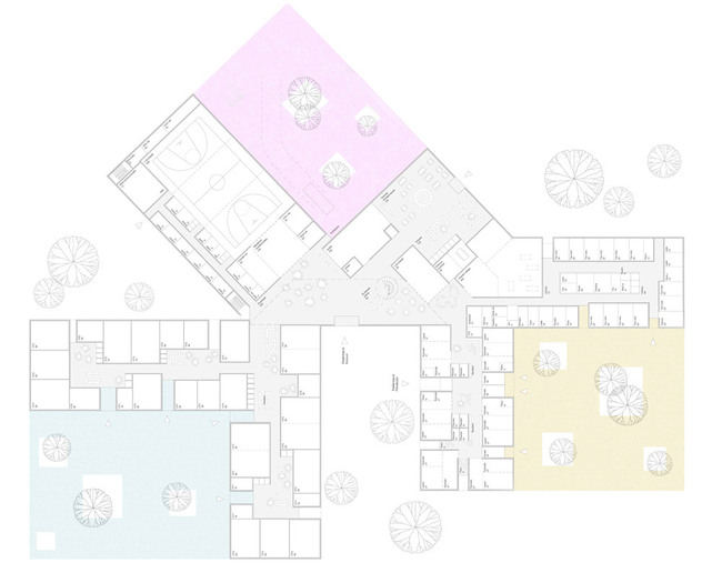 Floor plan (Image: Architects Rudanko + Kankkunen)