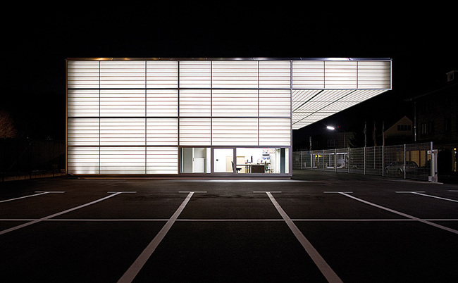 Workshop Siegen in Siegen, Germany by Ian Shaw Architekten; Photo: Felix Krumbholz