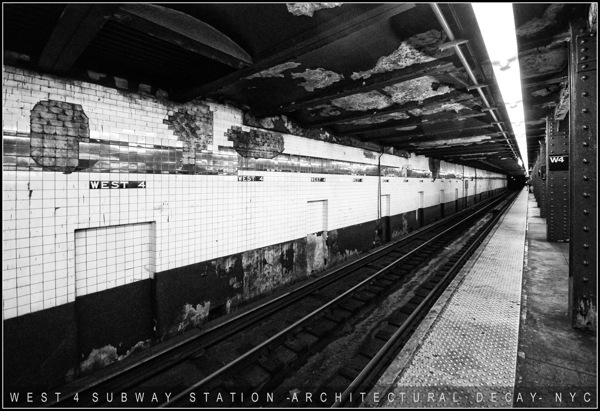 West 4 Subway Station