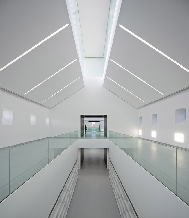 Rehabilitation of former Prison of Palencia as Cultural Center in Palencia, Spain by EXIT ARCHITECTS