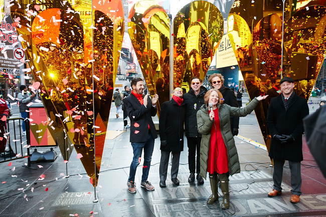 Photograph courtesy of Justin Bettman for @TSqArts.