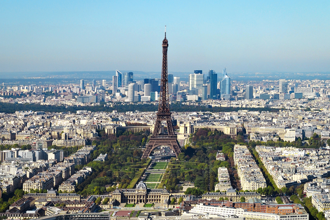 Airbnb will start taxing units in Paris. Credit: Wikipedia